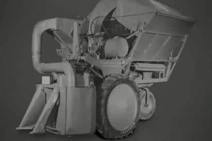 Case IH Cotton harvester history
