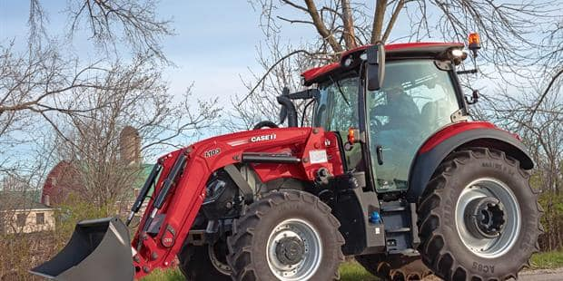 L103 (For 2WD Tractors)