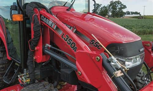 L340A Series Loaders | Tractor Loaders | Case IH