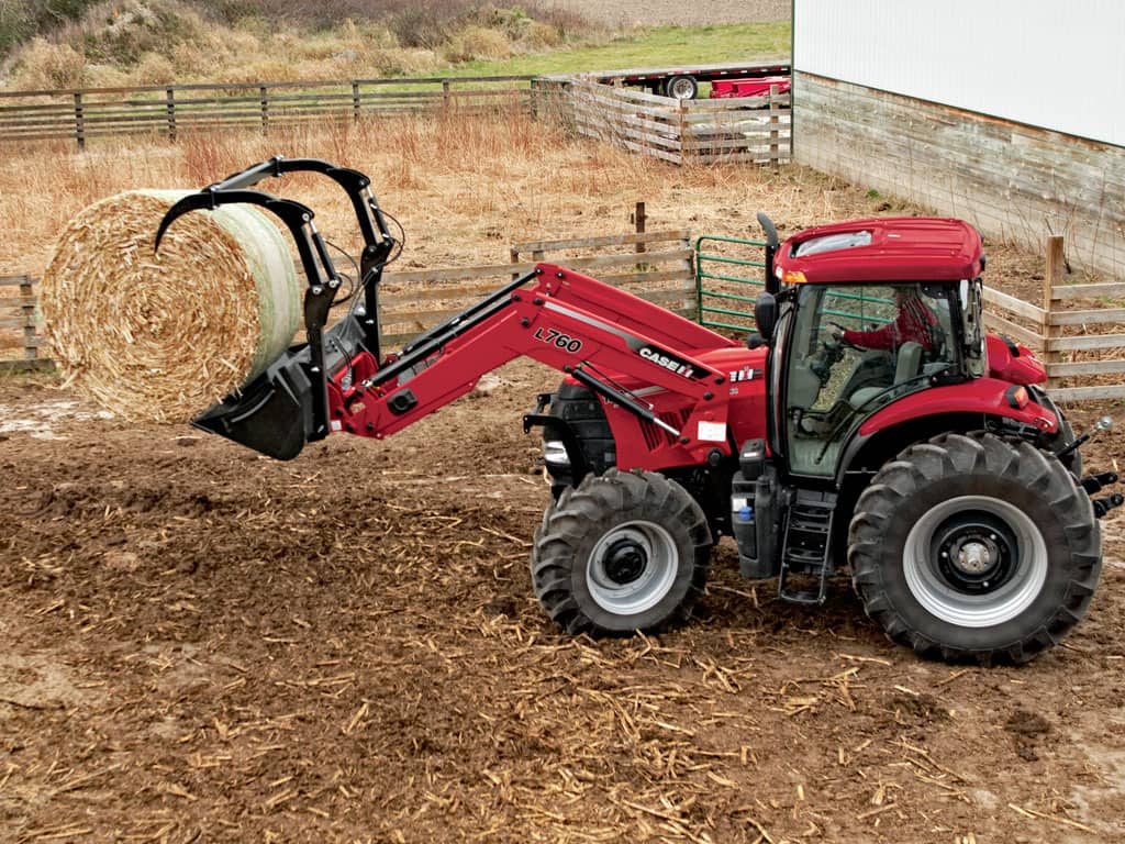 grapple buckets for tractors case ih