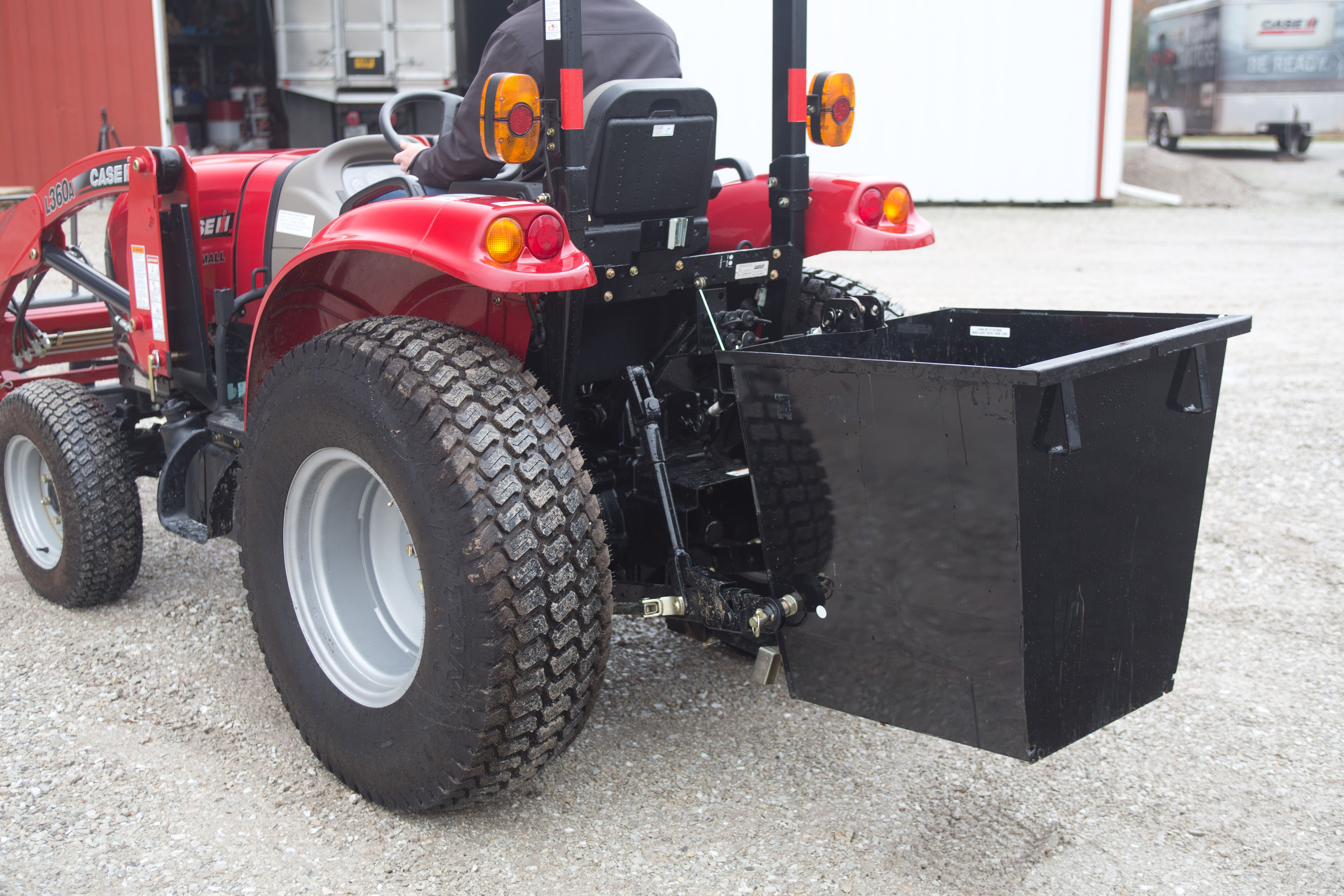 Case 0175 loader attachments & implements case ih