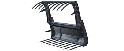 Silage King Fork and Grapple
