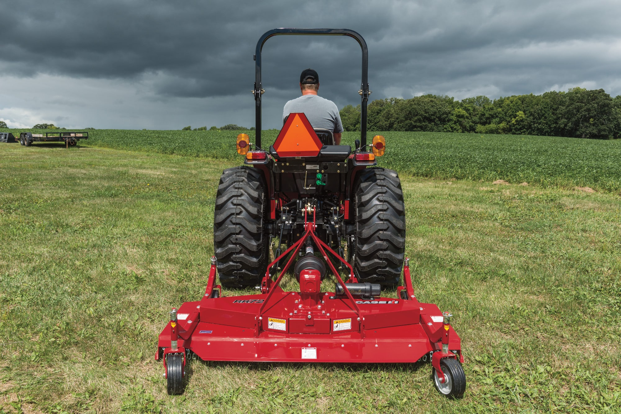 Finish Mowers for Tractors | Case IH