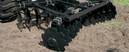 Rotary Tillers for Tractors | Case IH
