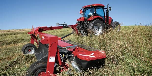 Pull-Type Disc Mowers