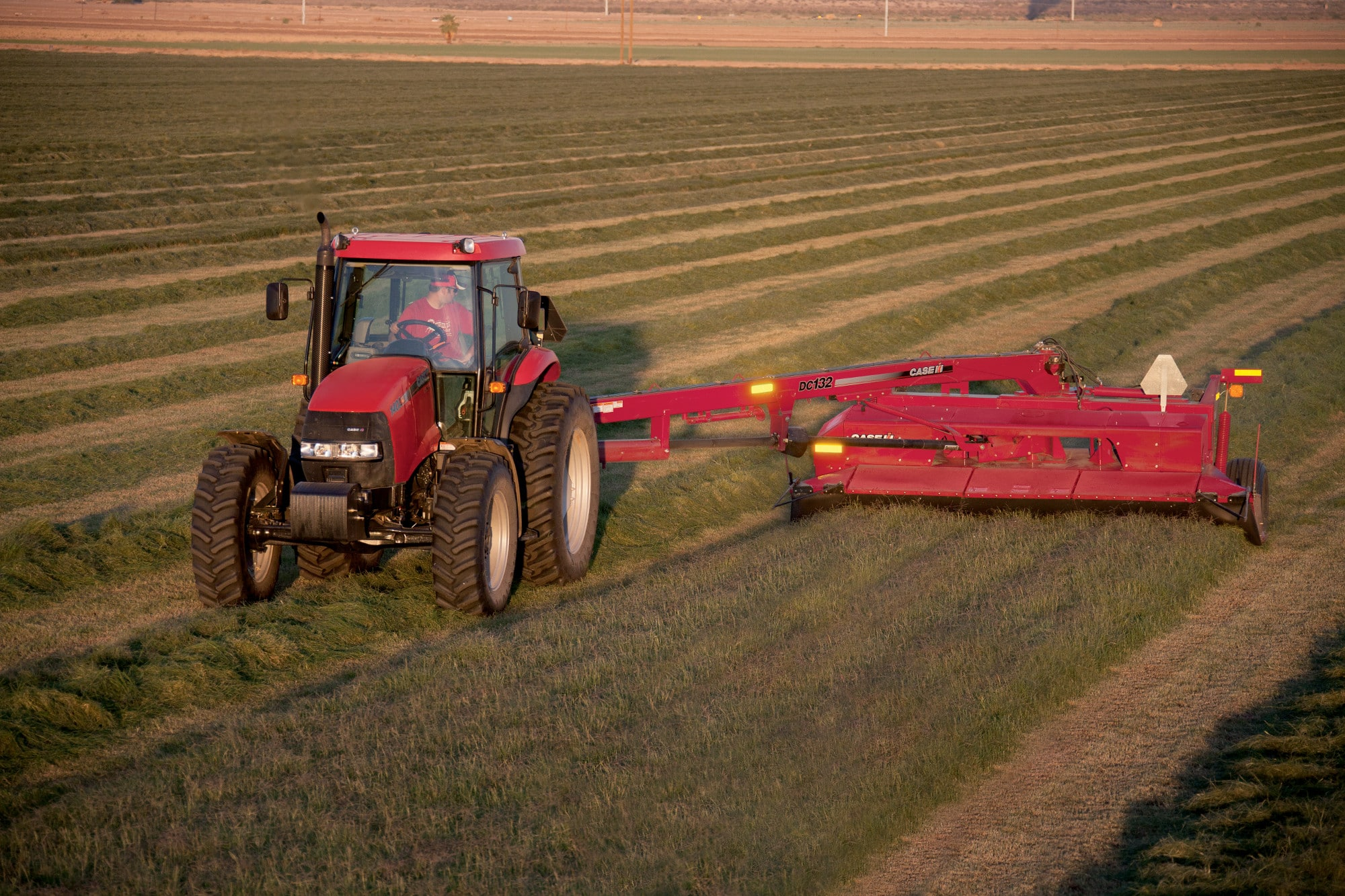 Dc132 Rotary Disc Mower Conditioners