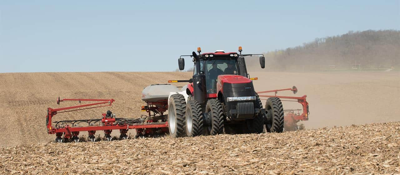 Greater Productivity and Improved Agronomic Performance Delivers Higher Yields