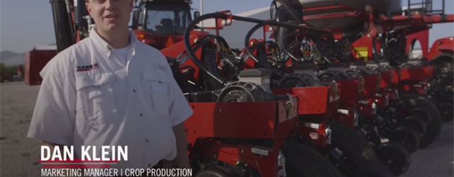 Early Riser Planter & Precision Planting Partnership