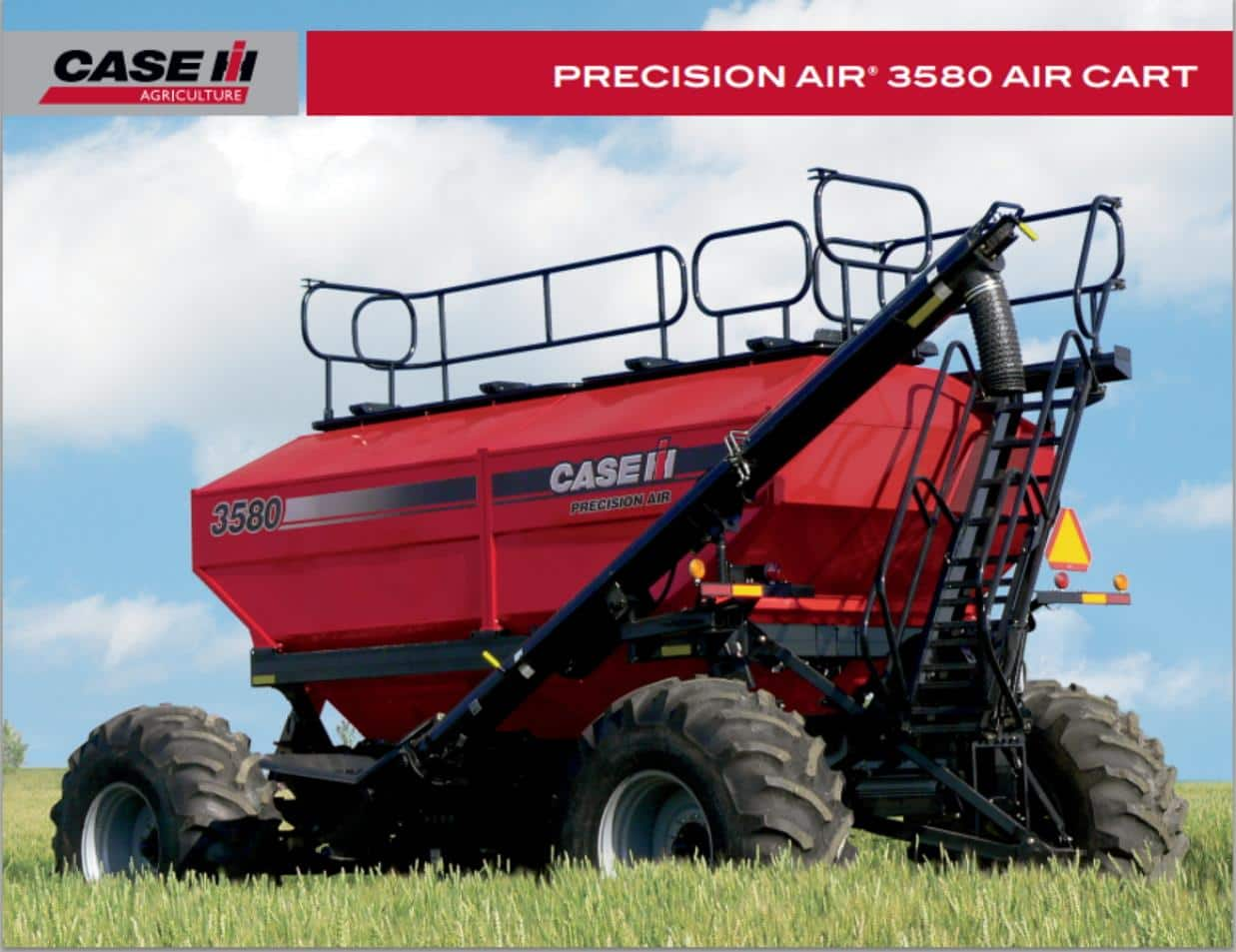 Precision Air Cart Spec Sheet
