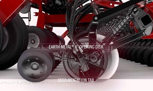 Case IH Precision Disk 500T Disk Drill Animation