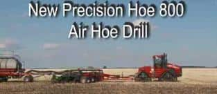 Precision Hoe<sup>™ </sup>800 Air Drill
