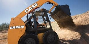 B Series Skid Steer Loaders