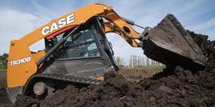 B Series Compact Track Loaders
