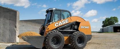 Skid Steers & Track Loaders