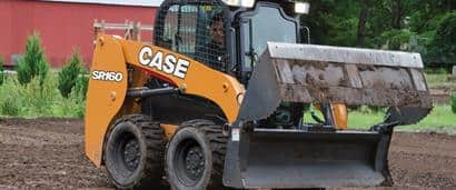 CASE CE Skid Steers Series | Rocky Mountain Equipment