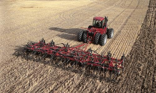 chisel plow tillage equipment case ih