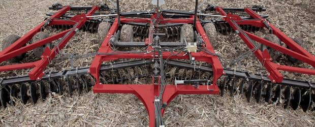 True-Tandem Disk Harrow 345