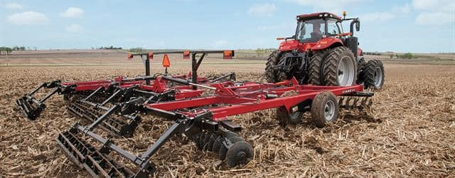 True-Tandem Disk Harrow