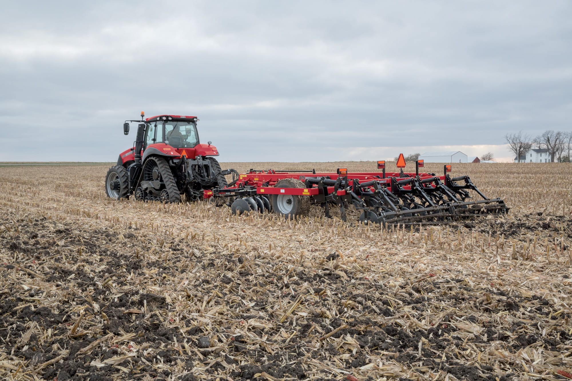 Disk Rippers | Tillage Equipment | Case IH