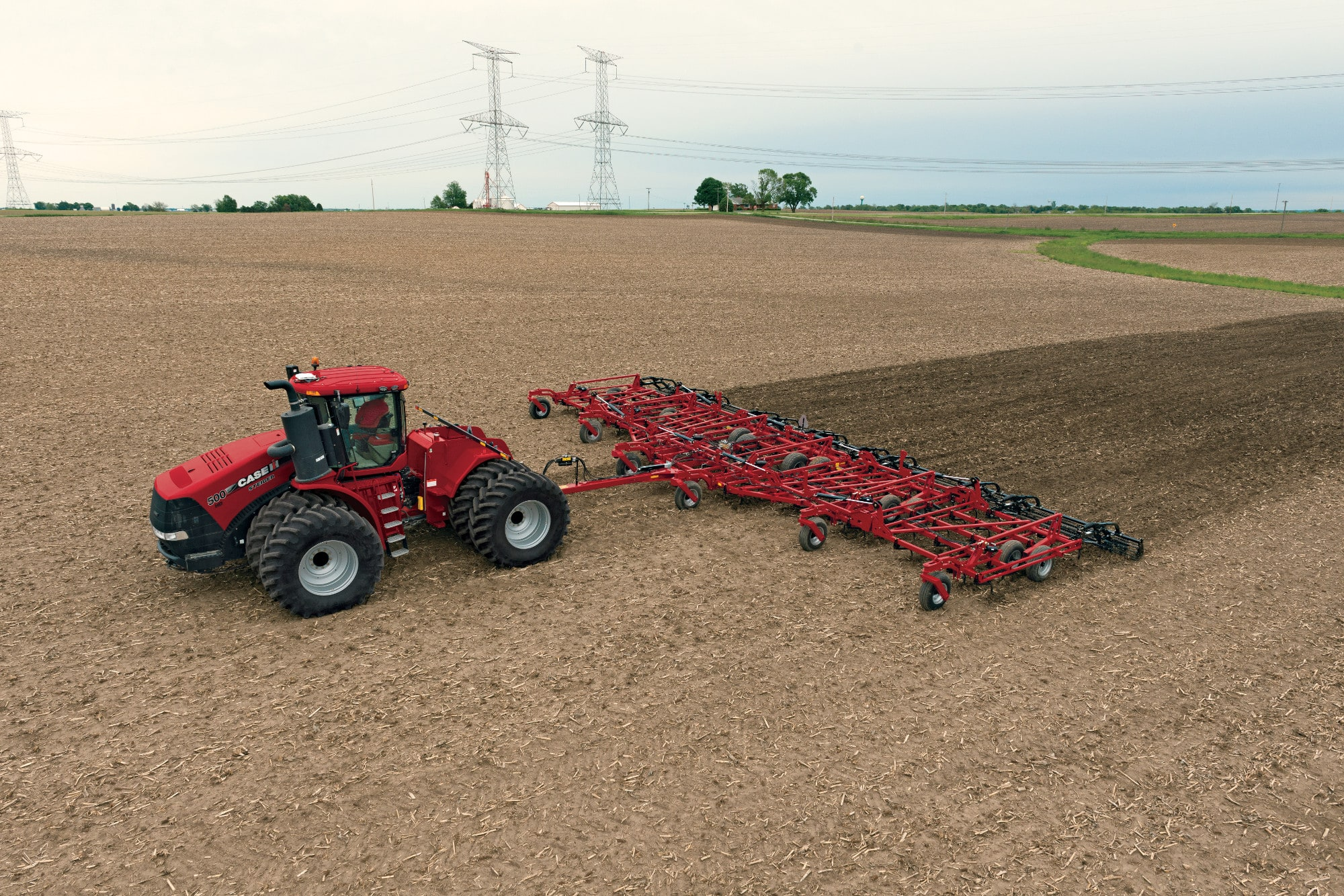 Field Cultivators | Seedbed Preparation | Case IH