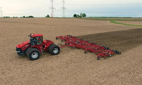 Customize Your Field Cultivator for Desired Seedbed Conditions