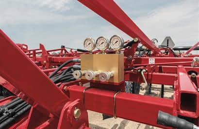 Field Cultivators_3-bar Spike-tooth ACS Harrow With HDP