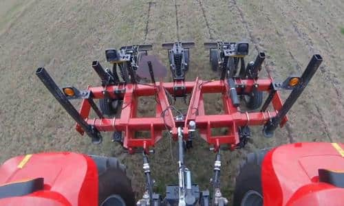 Disturbance-Free Tillage