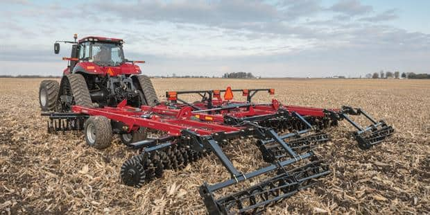 True-Tandem Vertical Tillage