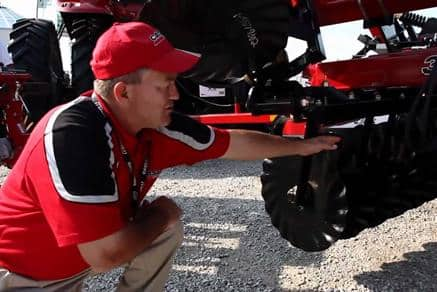 Farm Progress 2011: True-Tandem 300 Turbo Walkaround
