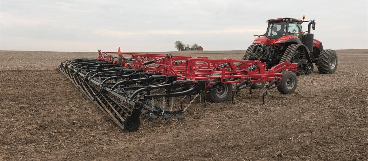 Setting New Standards for Seedbed Prep
