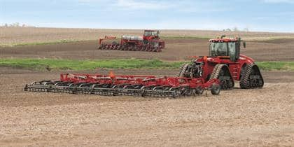 High-Efficiency Seedbed