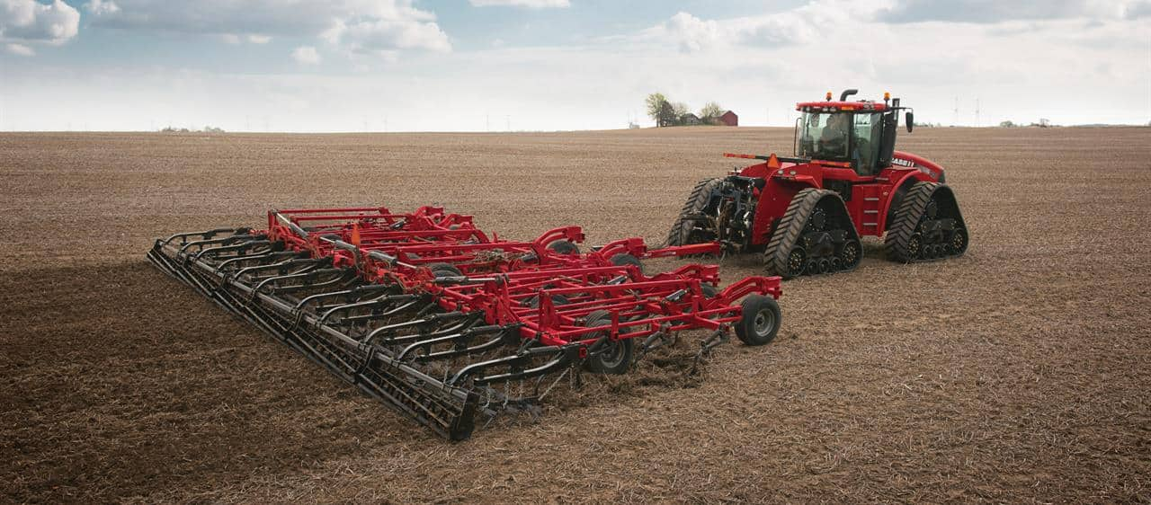 Field Cultivators Seedbed Preparation Case Ih