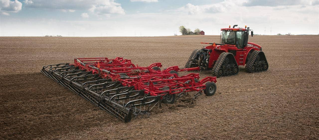 Field Cultivators Seedbed Preparation Case Ih