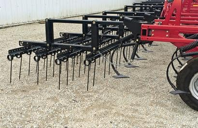 Field Cultivator_4-bar Tiger-Tine Harrow