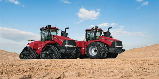 AFS Connect™ Steiger<sup>®</sup> Series Tractors