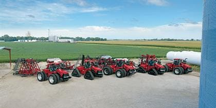 AFS Connect™ Steiger<sup>®:</sup> Series Tractors