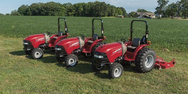 Farmall 31 Compact Tractor : Farmall series utility compact tractors case ih