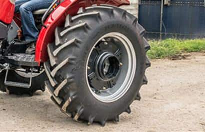 Tires: Bar Tread - R1