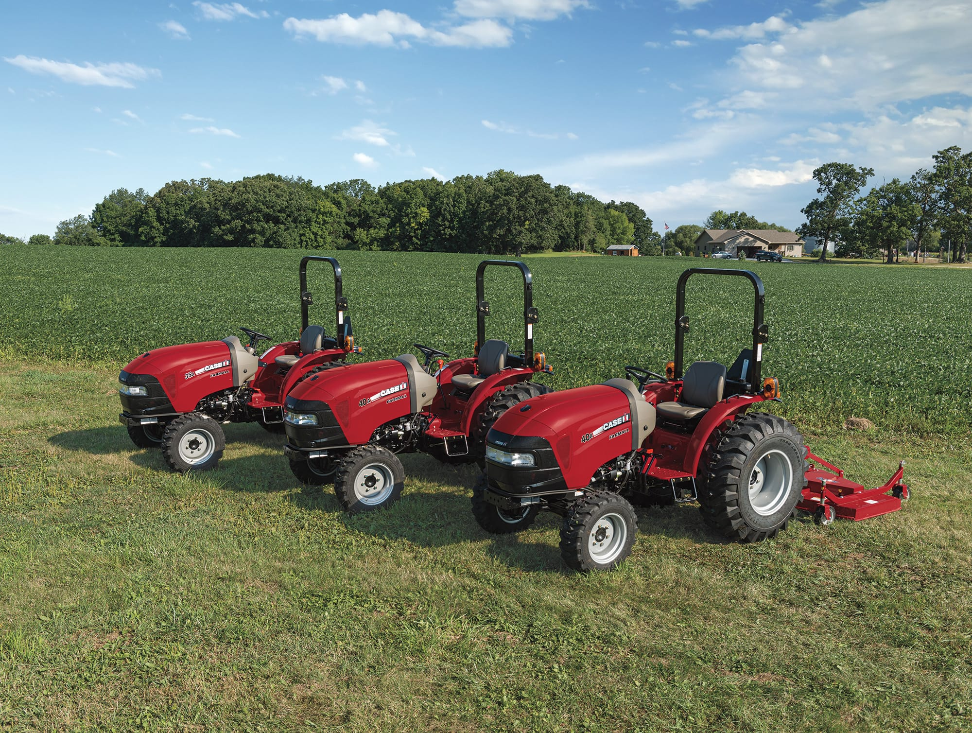 Get Back to Basics with a Reliable, Simple, and Versatile Tractor.