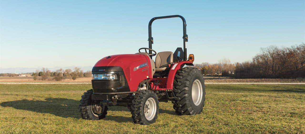 Farmall Compact Tractors : Utility farmall c series tractors case ih