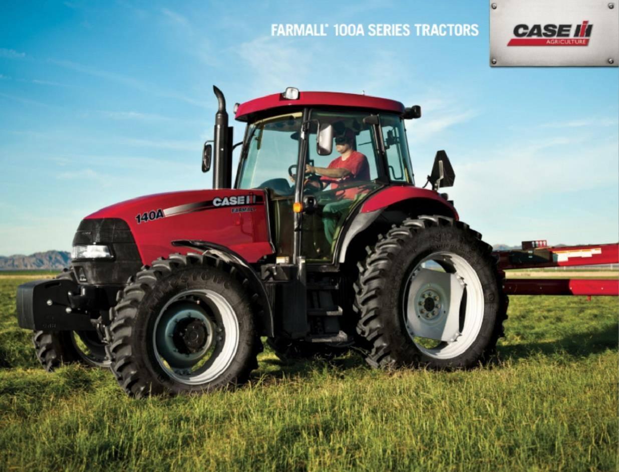 Farmall U00ae 100a Series