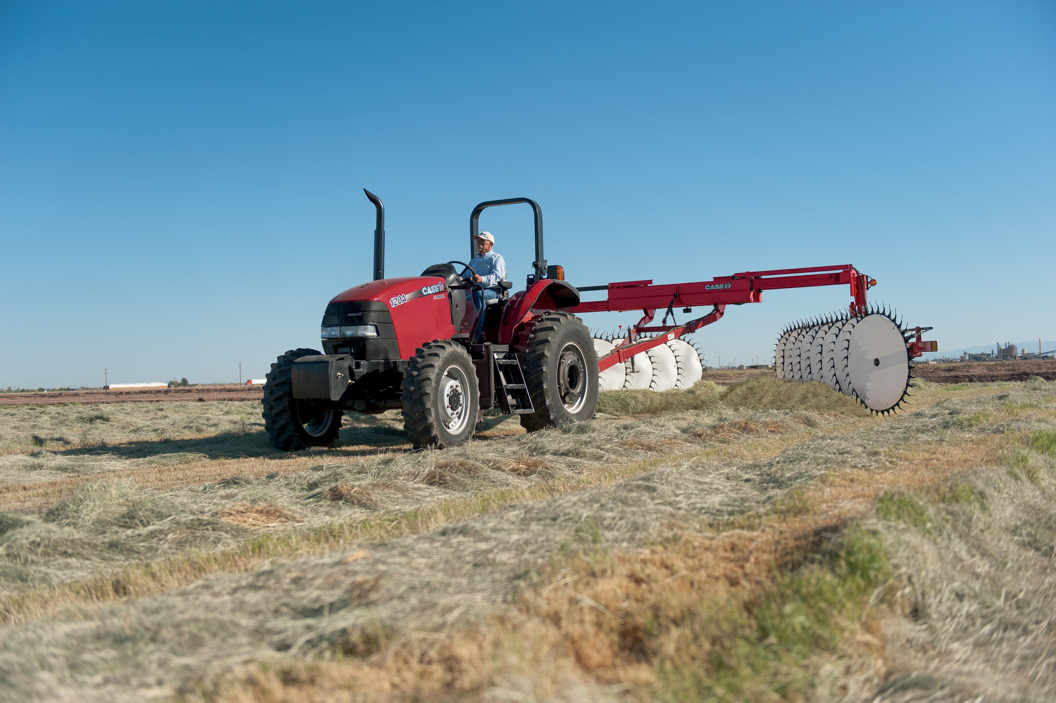 Farmall Series Compact Utility Tractors
