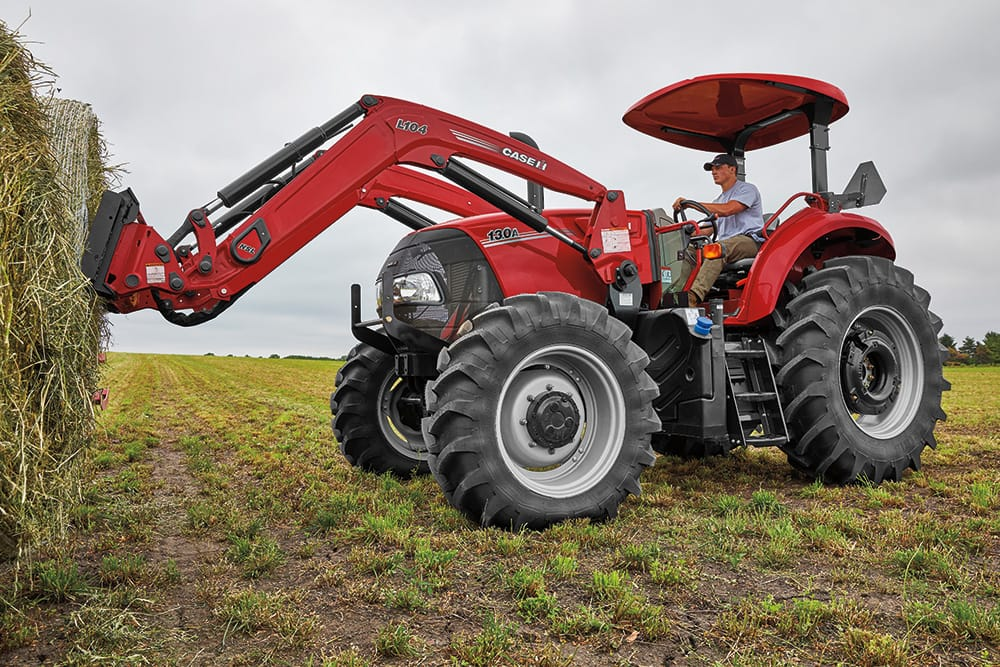 A Tractor that Multi-Tasks as Well as You Do