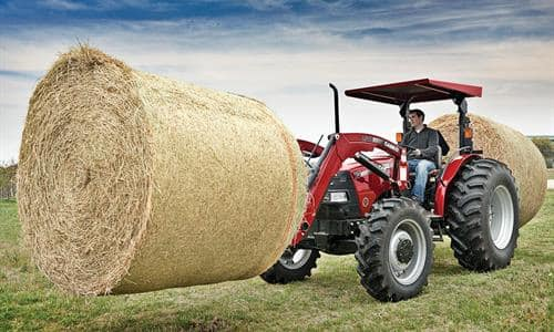 Utility Tractor Performance that Goes Above and Beyond