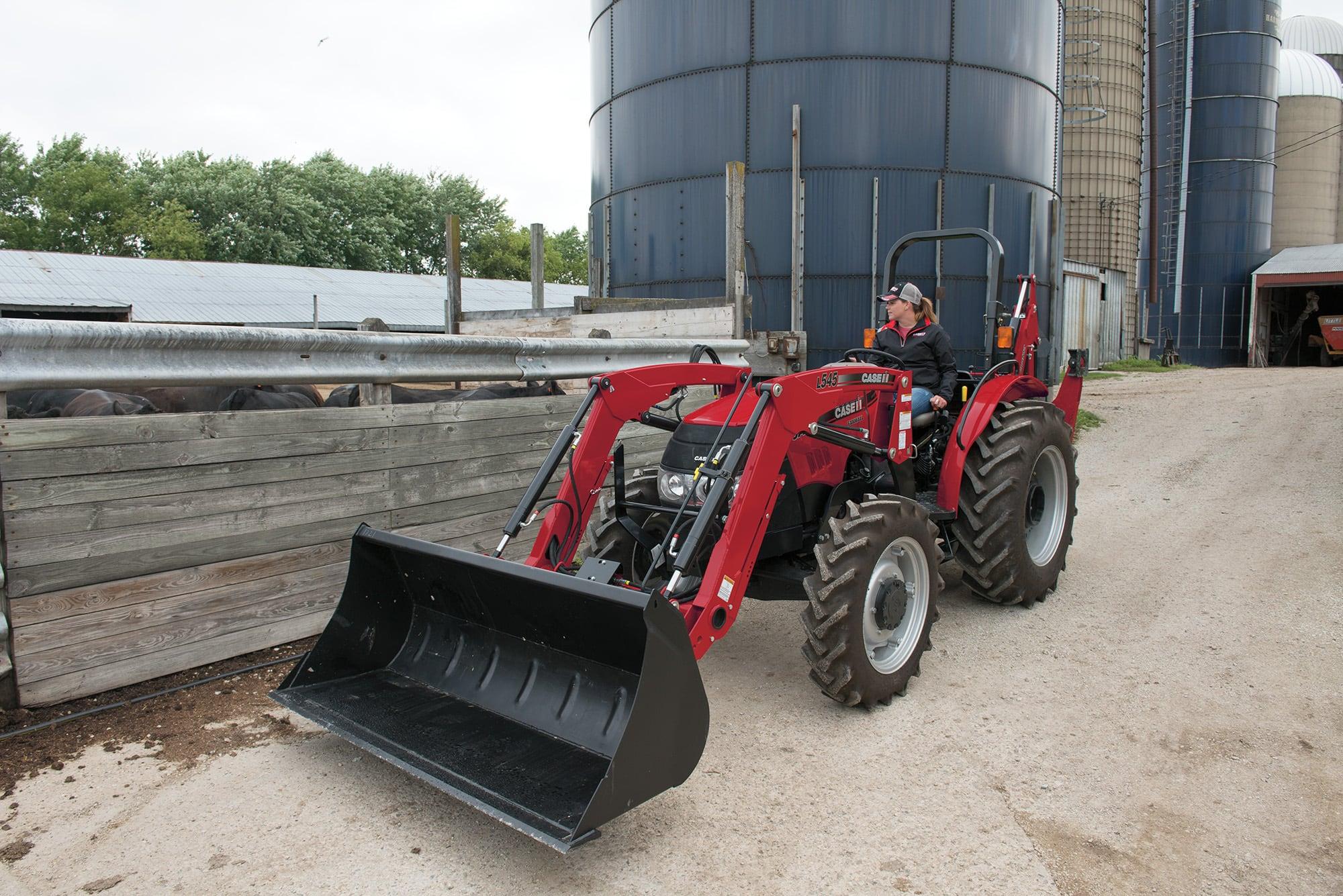 Utility Farmall 70A | Utility Tractors | Case IH