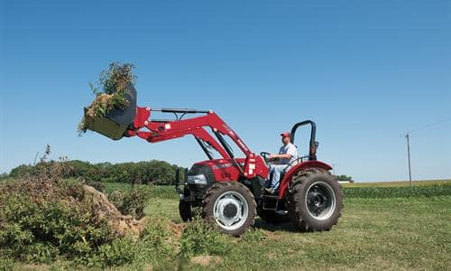 Increase the Versatility of Your Farmall A Tractor