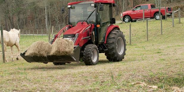 Farmall 31 Compact Tractor : L a series loaders tractors planters case ih