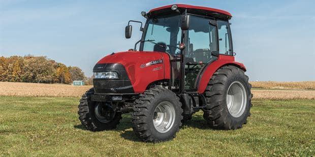 Farmall 31 Compact Tractor : L a series loaders farm tractor case ih