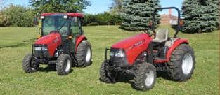 Farmall C CVT Compact Series 45C with Loader
