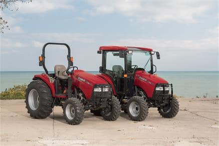 Farmall C CVT Compact Series Cab or ROPS